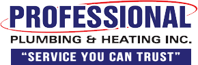 Professional Plumbing and Heating Inc.